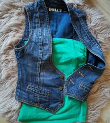 Komplet top in Jeans  zgornji del
