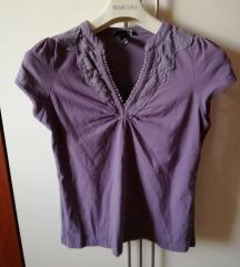 ženska majica vijolična M (s ptt)