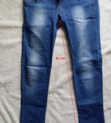 Kavbojke, jeans hlače, nenošene, nove