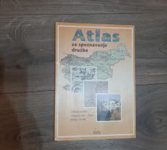 Knjiga Atlas slo.