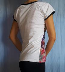 Športna kratka majica s potiskom
