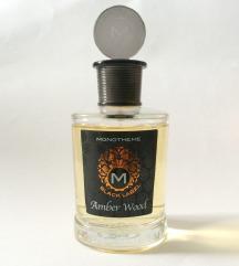 Parfum Monotheme Amber Wood EDP UNISEX