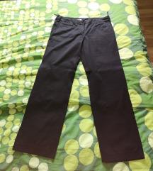 Mango basics bombažne hlače, št. 44