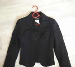 Patrizia Pepe črn blazer