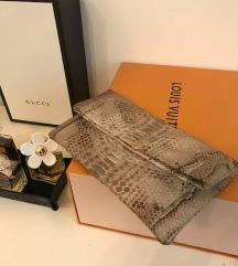 REZ. Nova torbica iz naravnega pitona- mpc 230