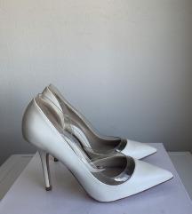 Beli salonarji Zara 38