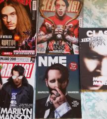 5 rock/metal revij Marilyn Manson