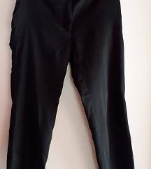Nove črne elegantne hlače H&M 34/36