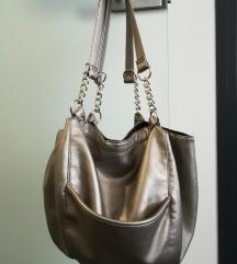 GAP zlatosrebrna torba