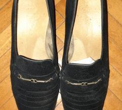 Comaposa semiš elegantni čevlji s polno peto