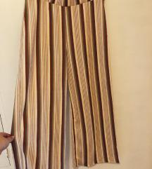 Pull&Bear culottes - široke hlače