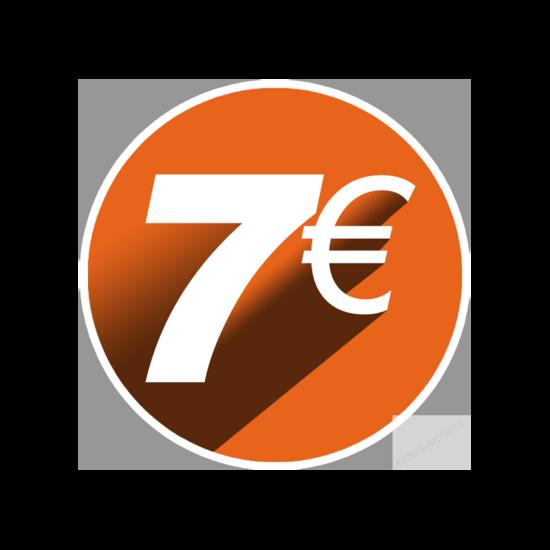 Na vse parfume - 7 eur popusta