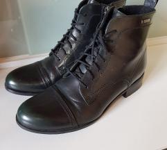 Visoki usnjeni čevlji