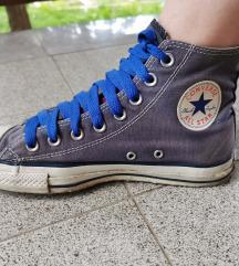 Original modre converse all star velikost 41