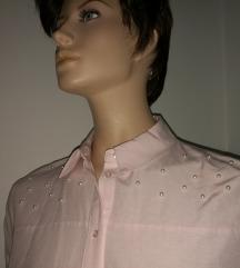 Nova srajca s perlami