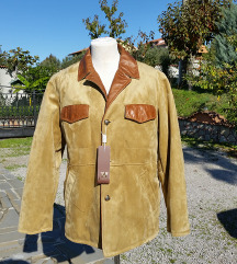 A COLLEZIONI št. 52 / 54 moška zimska jakna