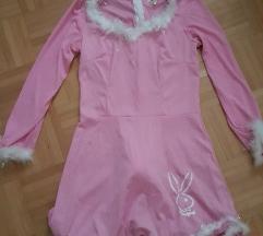 Pustni kostum Playboy zajčica vel. M