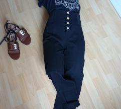 Elastične hlače Zara&Hm majica