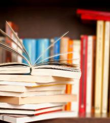 KNJIGE :  romani, leksikoni, komedije