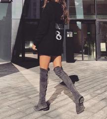 Zara over knee škornji, novo-mpc, 40€