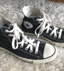 Converse All Star črne superge 39.5
