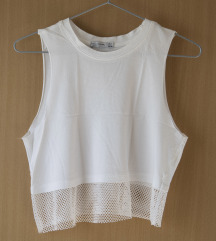 Bershka crop top majica