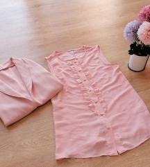 Suknjič in majica