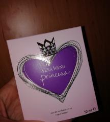 Princess edt (1x pošprican),  50ml  (original)