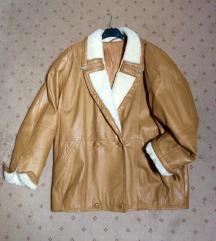 Usnjena ženska jakna