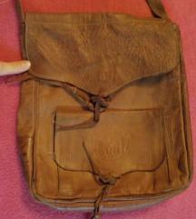 torbica iz kameljega usnja
