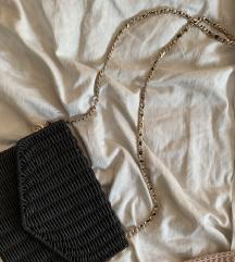 Pletena torbica Zara