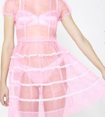 Lovestruck Organza Dress