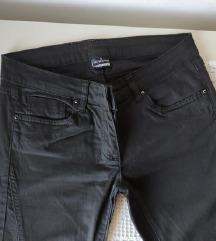Črne skinny hlače