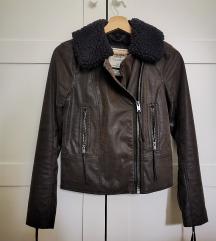 Abercrombie & Fitch,  usnjena jakna