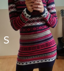 Tunika-daljši pulover