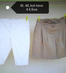 Krilo in kratke hlače