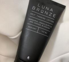 Luna bronze self tanning
