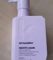 Kevin Murphy nega za gladke lase