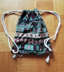 vzorčast aztec backpack/nahrbtnik