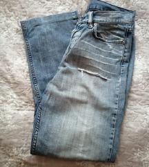 jeans HLAČE - kavbojke ■modne ■M+L