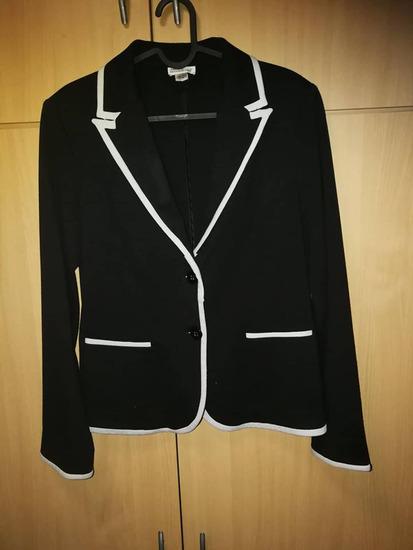 črni blazerji, jakna