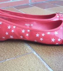 Rdeče balerinke