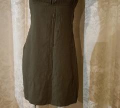Smaragdno-zelena Obleka, Pimkie Italia
