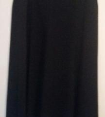 hlače Max Mara, črne, 38