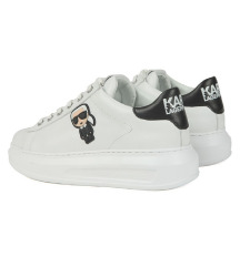 Karl Lagerfeld iconic shoes