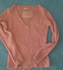 Tally Weijl roza pulover