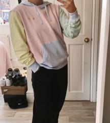 Nike pastel hoodie xs