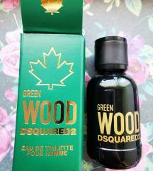 Wood GREEN DSQUARED2 + darilce