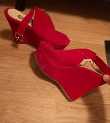 Čevlji z polno peto