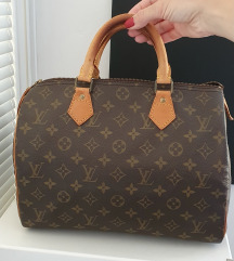 ORIG. Louis Vuitton Speedy 30 -399 SAMO DO PETKA